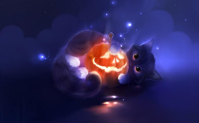 Сколько дней до Хэллоуина