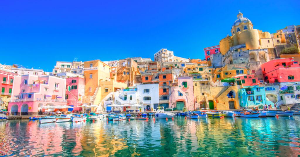 Прочида Италия